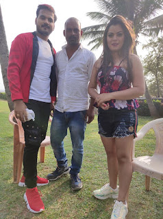Nagmani Bhojpuri Movie Star casts, News, Wallpapers, Songs & Videos
