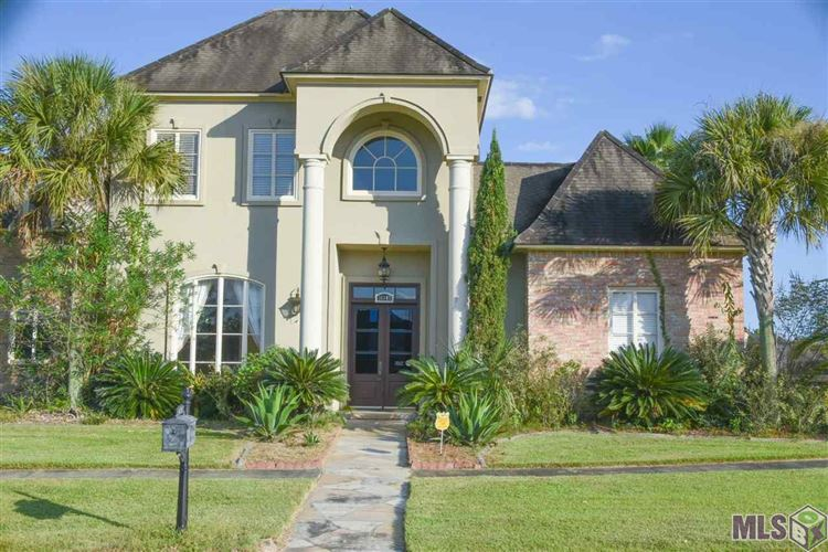 Louisiana homes and land homes for sale in fountain hill for Home builders in louisiana