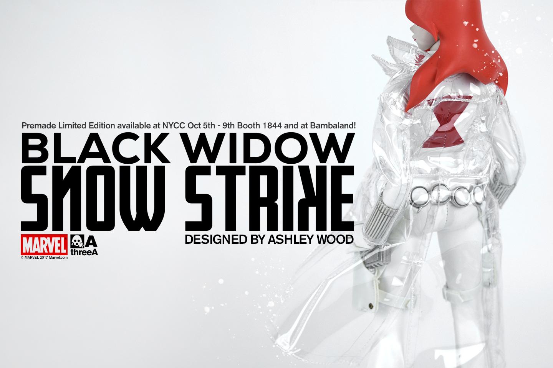 Ass worship black widow #4