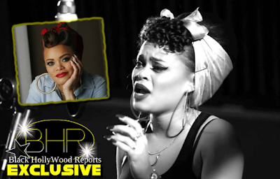 "Rise Up Singer ""Andra Day"" Releases New Music Video"