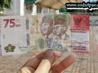 Cara Mendapatkan Uang Pecahan Rp 75.000, Memperingati Hari Kemerdekaan RI ke 75