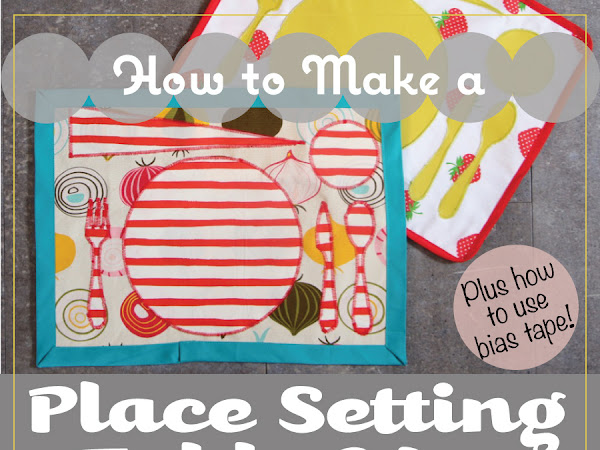 Make a Place Setting Table Mat with the Cricut Maker