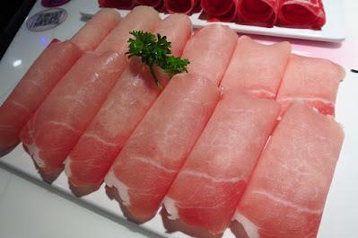 Shi Li Fang (食立方), pork
