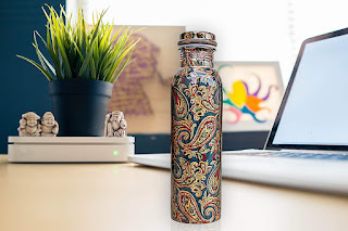 Copper Water Bottle Benefits for Health