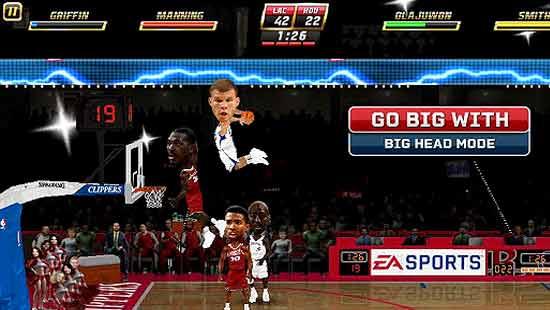 NBA JAM Mod Apk For Mobile