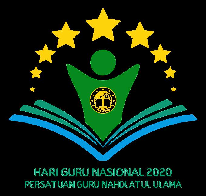 Logo Peringatan Hari Guru Nasional versi Pergunu