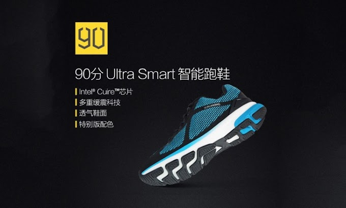 Xiaomi Smart Shoes With Intel Module Launched
