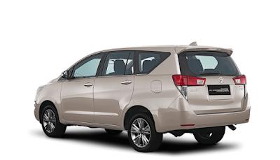 Nostalgia Toyota Kijang