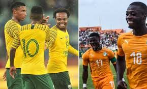 مشاهدة مباراة ساحل العاج وجنوب افريقيا بث مباشر اليوم 12-11-2019 في بطولة افريقيا تحت 23 عام