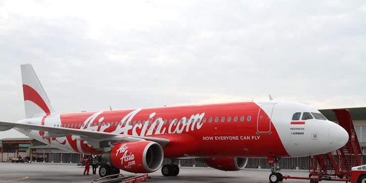 Ikut Penerbangan Perdana AirAsia Jakarta - Pontianak