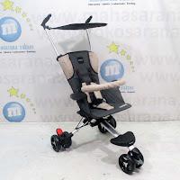 babyelle wave lightweight baby stroller