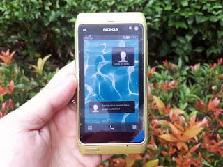Nokia N8 Symbian Wifi GPS Kolektor Item