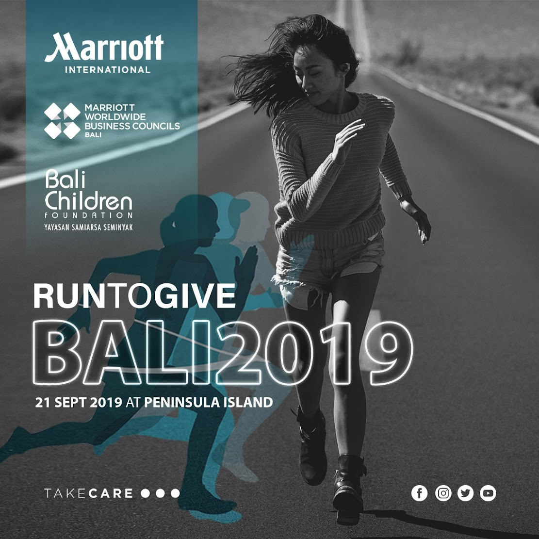 Run to Give - Bali • 2019