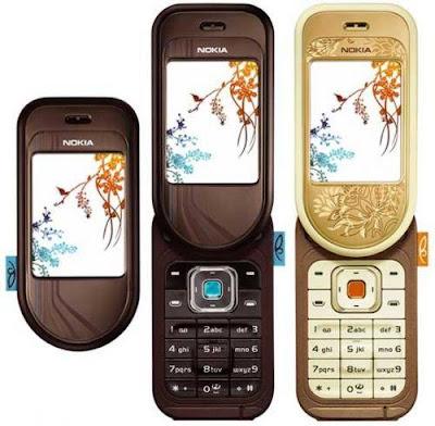 Ponsel Unik Nokia