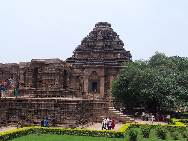 Konark Sun Temple Complex - UNESCO World  Heritage site in India