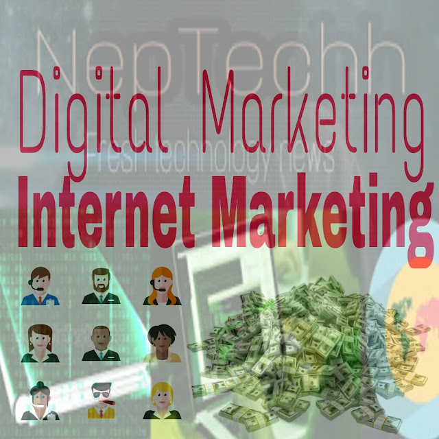 What is Digital Marketing? Digital Marketing Internet Marketing