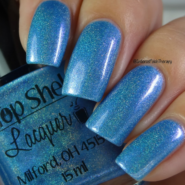 Top Shelf Lacquer - Bahama Blues Cocktail