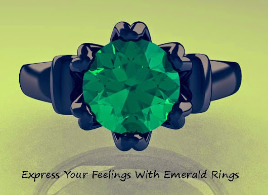 Emerald Engagement Rings, The Ideal Rings for engagement ceremonies