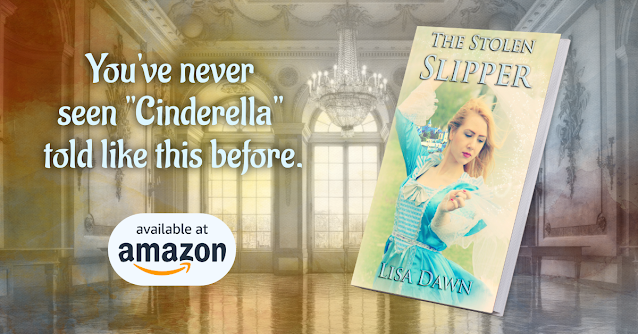 "The Stolen Slipper - ""You've never seen Cinderella told like this before"""