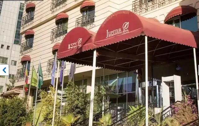 Jupiter International Hotel - Bole,Addis Ababa