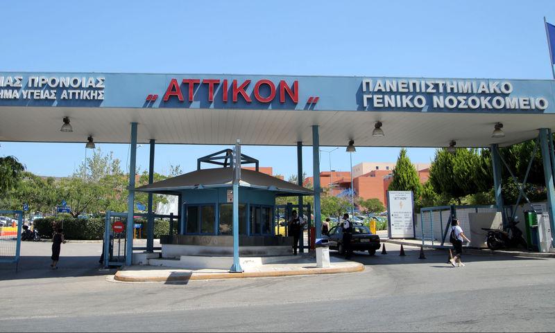 """Κορονοϊός: Στους 100 οι νεκροί στην Ελλάδα - Πέθανε 84χρονος στο """"Αττικόν"""""""