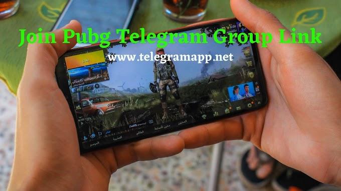 Join 112+ Pubg Telegram Group Link