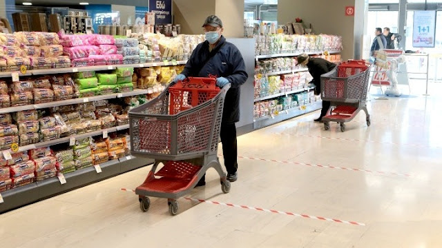 Super Market: Νέο ωράριο από τη Δευτέρα - Τι ώρα θα κλείνουν
