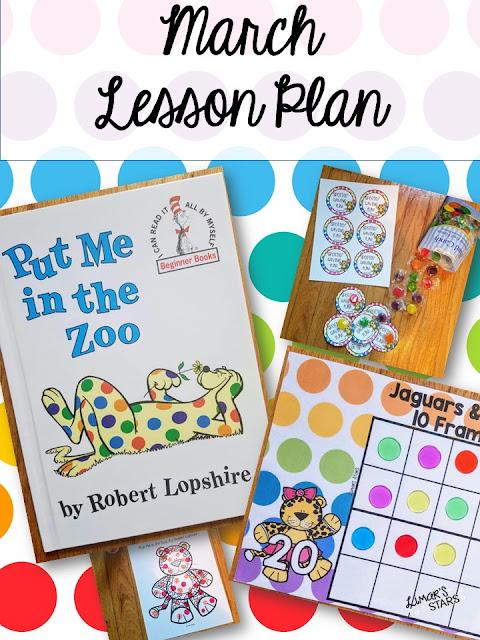 March Lesson Plan