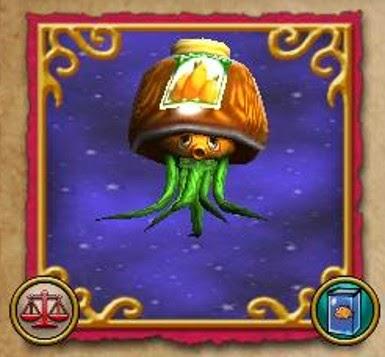 Marmalade Jellyfish