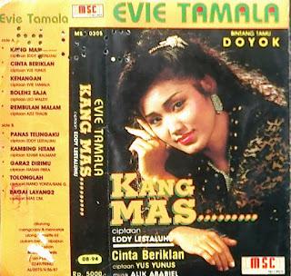 Kumpulan Lagu Evie-Tamala Album Baru Lengkap 2017