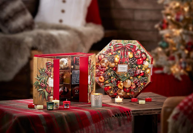 calendari dell'avvento Yankee Candle