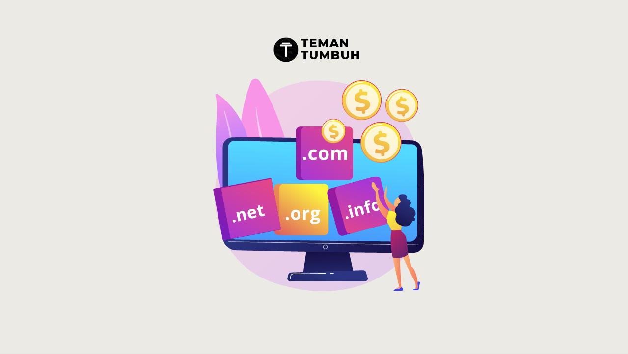 Ekstensi Domain TLD yang Paling Banyak digunakan di Internet