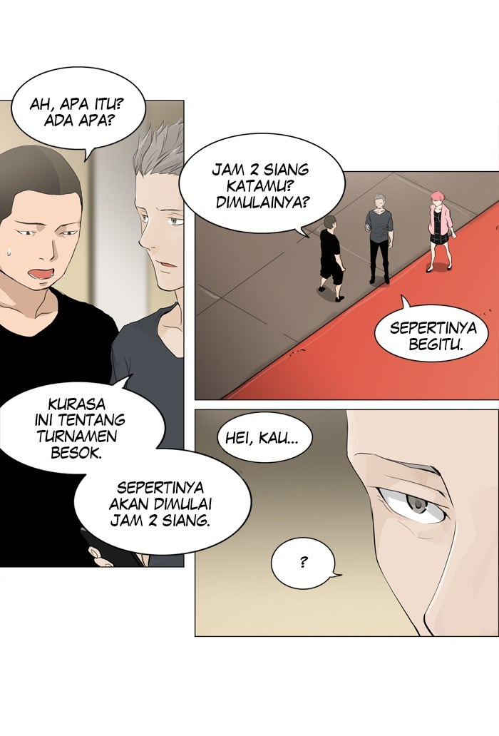 Webtoon Tower Of God Bahasa Indonesia Chapter 204