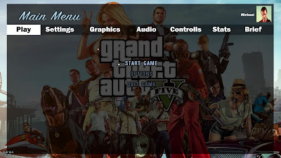 gta san andreas gta 5 loading screen mod