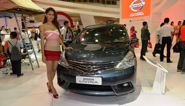 New Variant Nissan Livina Officially Launched