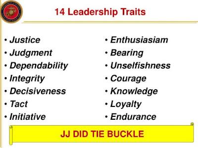 USMC Leadership Traits