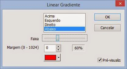linear gradiente degrade