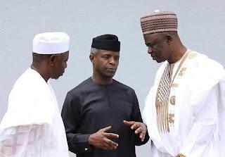 Osinbajo swears in 2 Minister