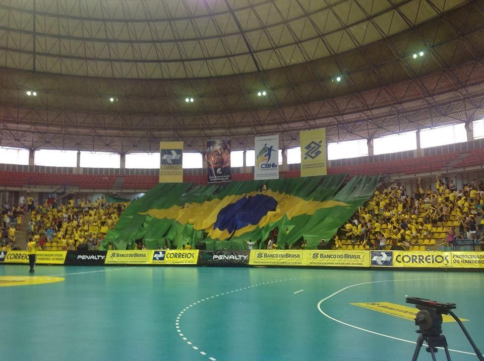 Handball: Brasil gana amistoso contra República Dominicana | Mundo Handball