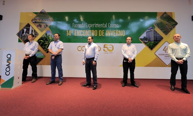 Coamo realiza encontro de inverno virtual da Fazenda Experimental