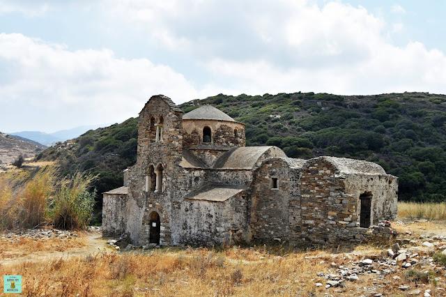 Potamia, isla de Naxos (Grecia)