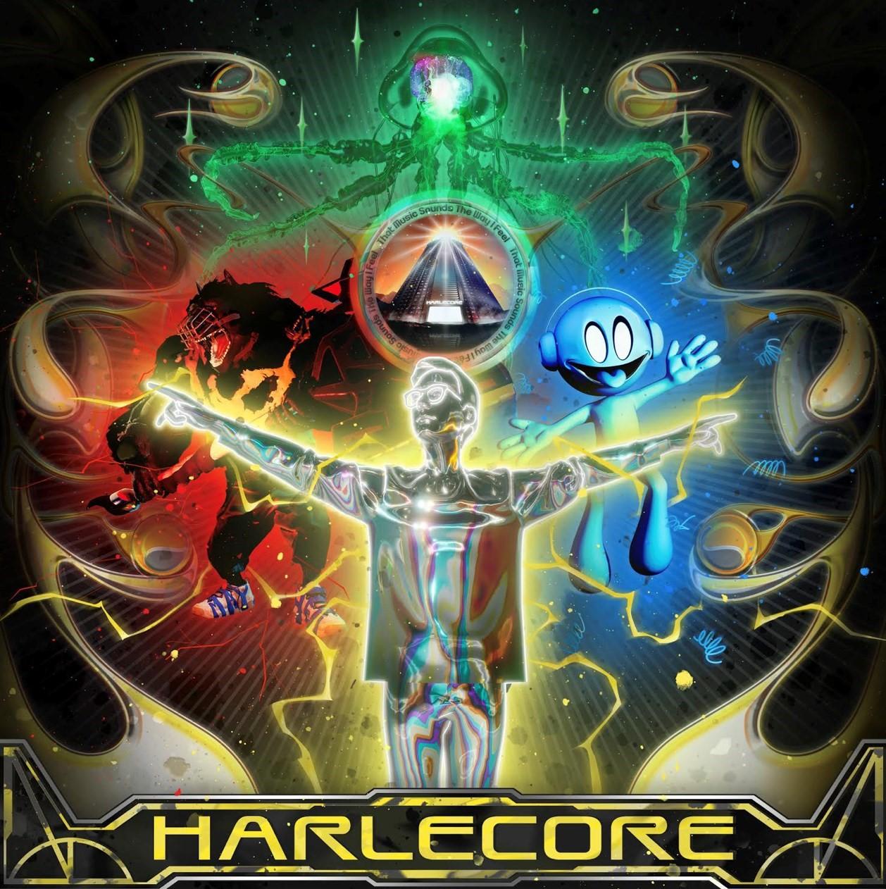 "Danny L Harle's ""Harlecore"" Is a Fantastical Raving World of Wonder"