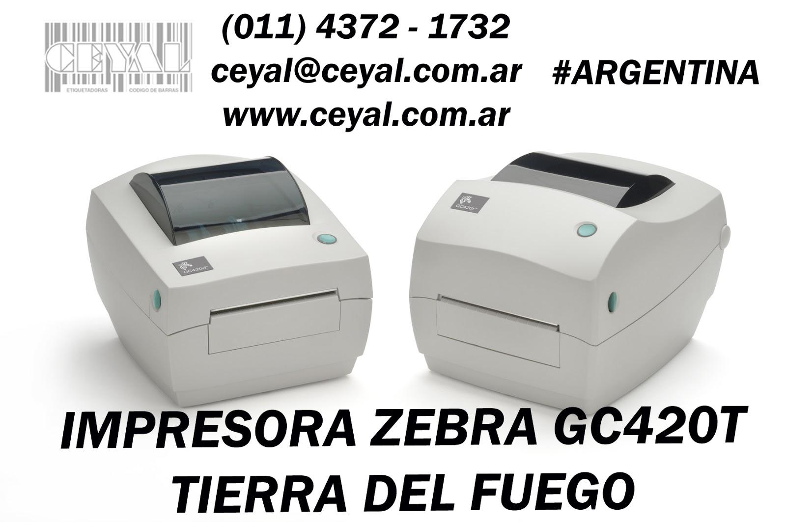 servicio tecnico oficial zebra Capital Federal