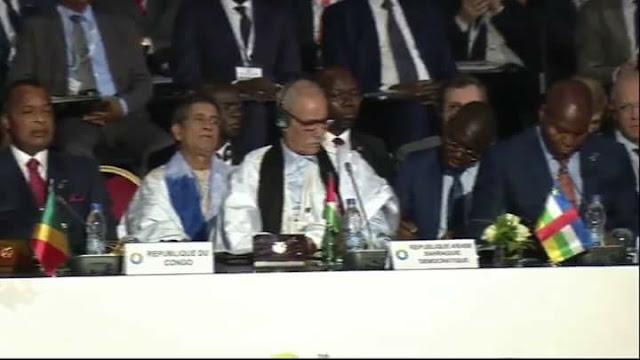 الرئيس الصحراوي ابراهيم غالي يشارك بأبيدجان في القمة التشاركية الأوروافريقية الـ 5
