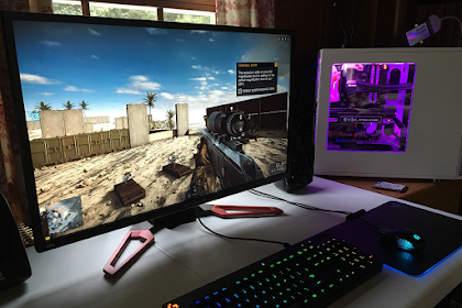 Daftar Monitor 4K Terbaik Khusus Gaming Dengan Harga Murah