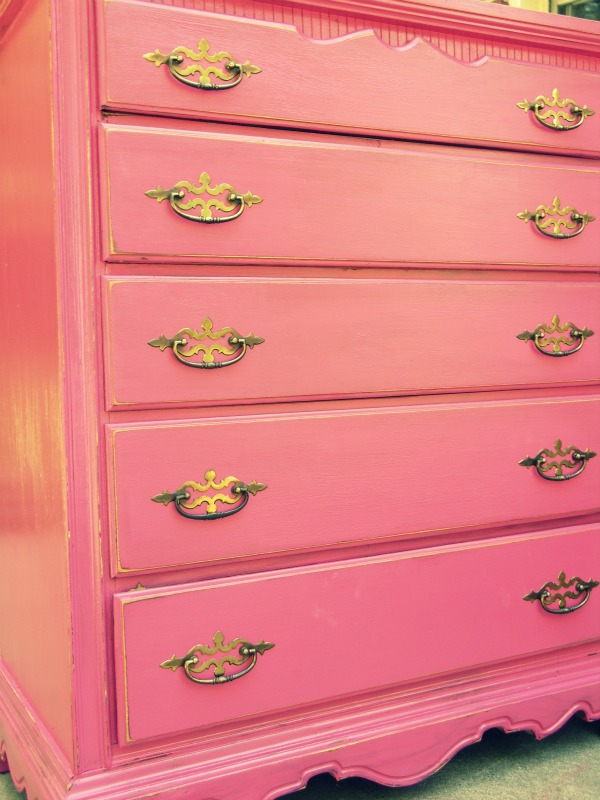 and to ikea dressers white add hack pin pretty pink dresser pizzazz a diy