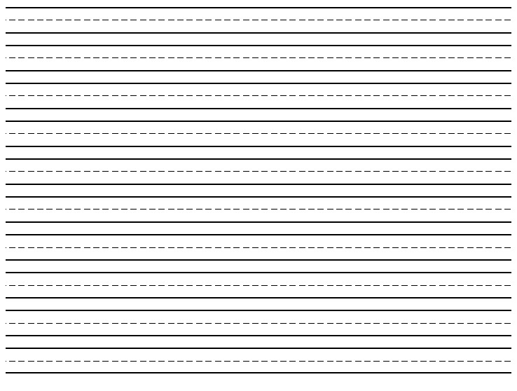 Writing Paper Blank Template adefisjuventudinternacional - can you print on lined paper