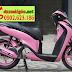 Mẫu xe Honda SH 150 sơn mâm màu hồng phấn tai TP.HCM