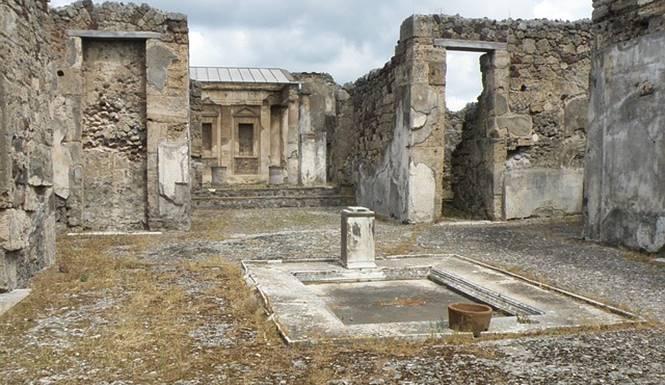 rumah pompeii