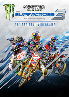Monster Energy Supercross The Official Videogame 3 Torrent (PC)